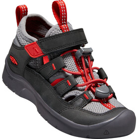 Keen Hikeport Vent Shoes Children red/black